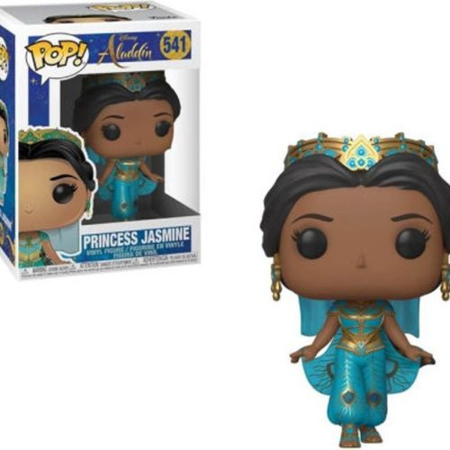 funko pop Princess Jasmine Disney Aladdin 541