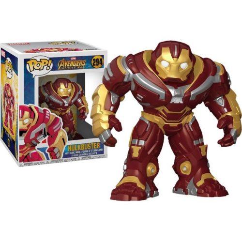 funko pop hulkbuster avengers infinity marvel