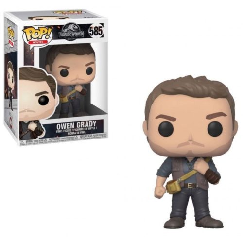 funko pop owen grady jurassik world 585