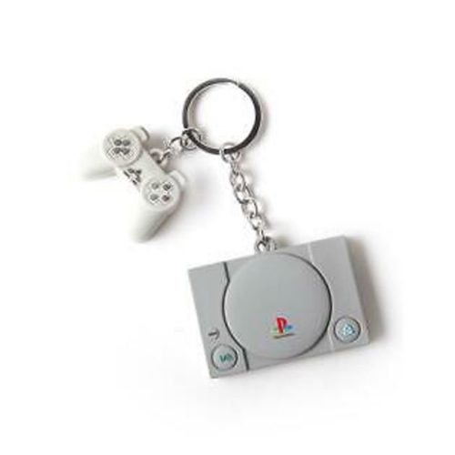 portachiavi 3D playstation e joypad