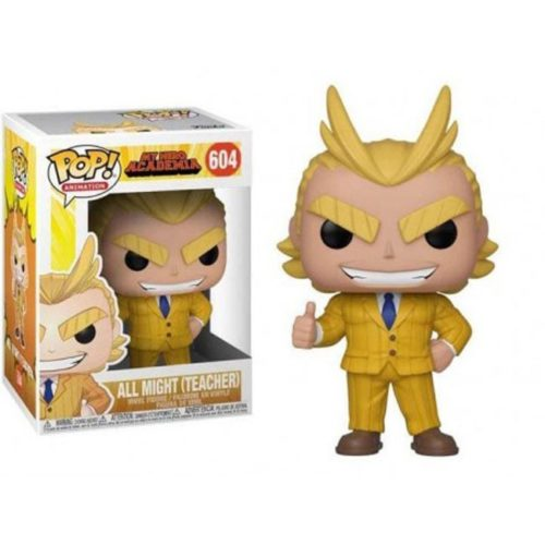 Funko Pop Silver Age All Might 604