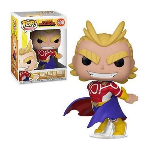 Funko Pop Silver Age All Might 608
