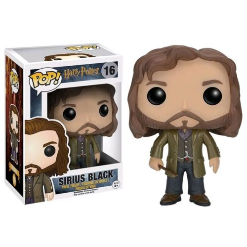 Funko Pop Sirius Black Harry Potter 16