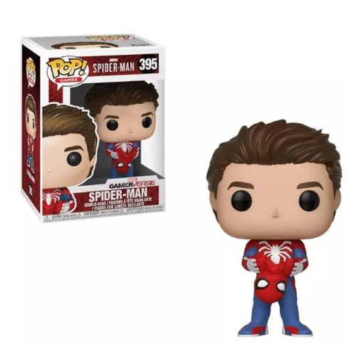 Funko Pop Spider Man Marvel 395