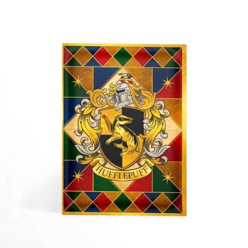 Biglietto augurale Tassorosso Harry Potter