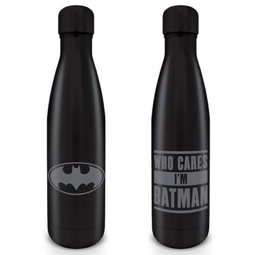 Bottiglia Termica in Metallo Batman Dc Comics