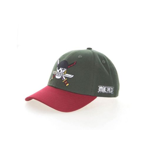 Cappello regolabile con visiera Roronoa Zoro One Piece