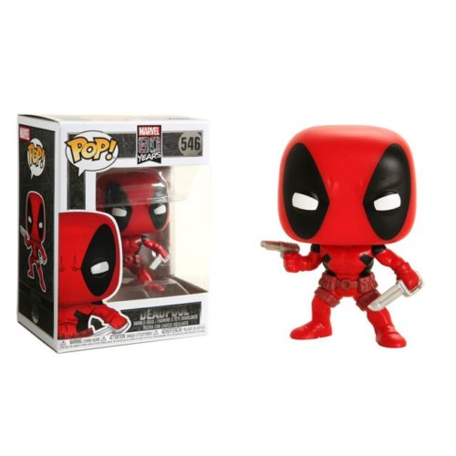 Funko Pop Deadpool Marvel 80 Years 546
