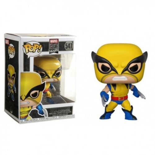 Funko Pop Wolverine Marvel 80 Years 547