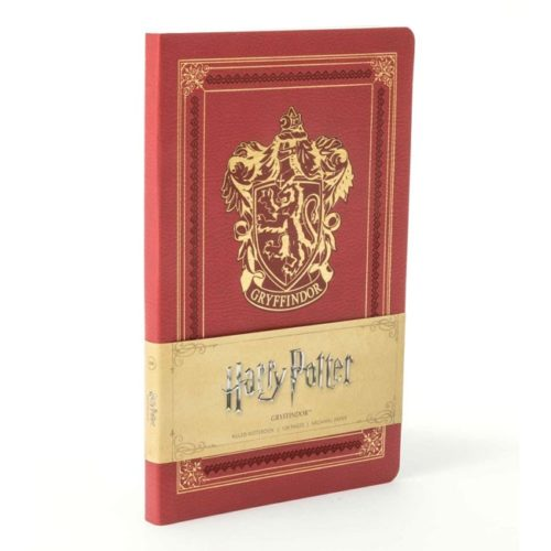 Notebook Grifondoro Harry Potter