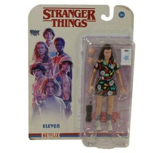 Action Figure Eleven season 3 Stranger Things Mc Ferlane Toys