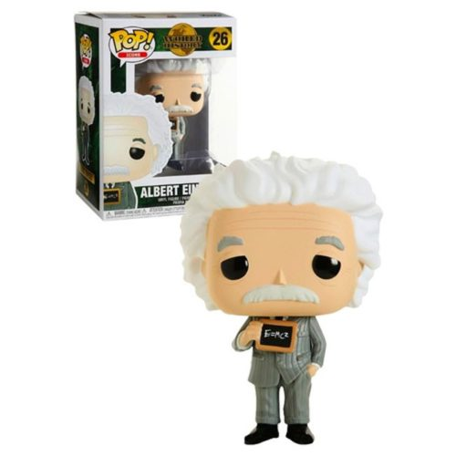 Funko Albert Einstein World History 26