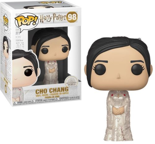 Funko Pop Cho Chang Harry Potter 98