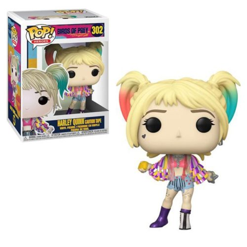 Funko Pop Harley Quinn Birds of Prey 302