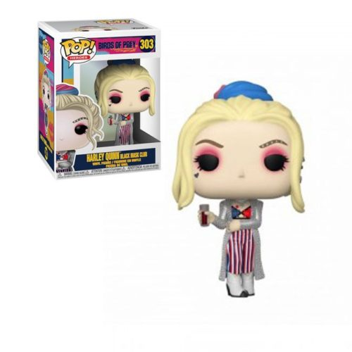 Funko Pop Harley Quinn Birds of Prey 303