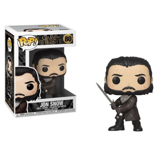 Funko Pop Jon Snow Game of Thrones 80