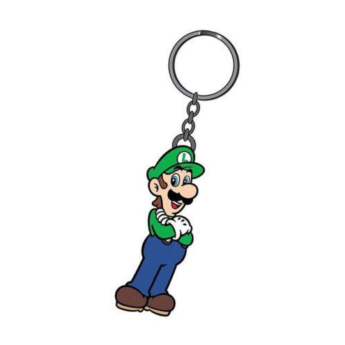 Portachiavi in gomma Luigi Super Mario