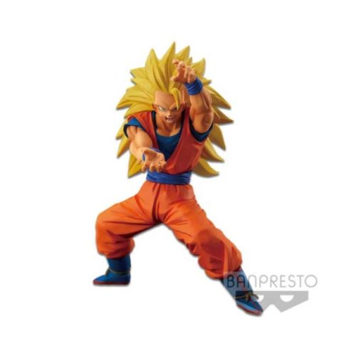 Action Figure Goku Super Sayan 3 Banpresto