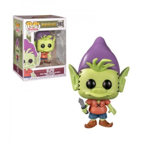 Funko Pop Elfo Disenchantment 593
