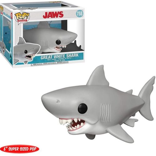 Funko Pop Great White Shark Jaws 758 Oversized