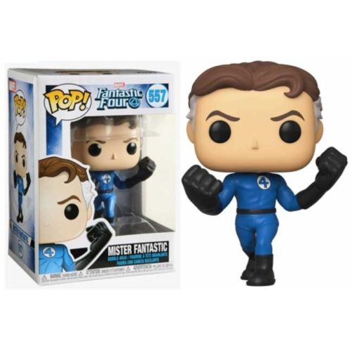 Funko Pop Mister Fantastic Fantastic Four Marvel 557