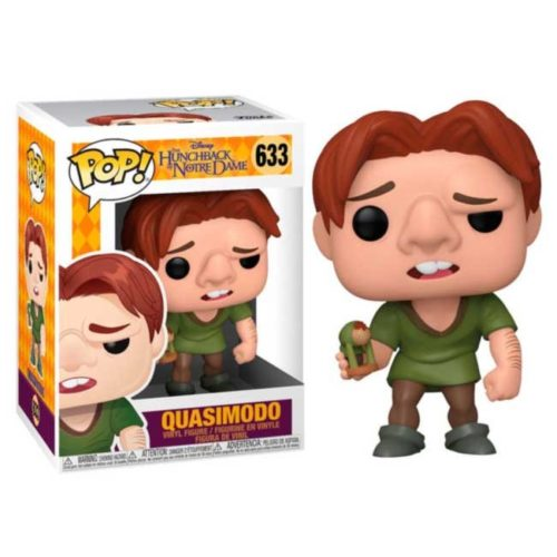 Funko Pop Quasimodo The Hunchback of Notre Dame633