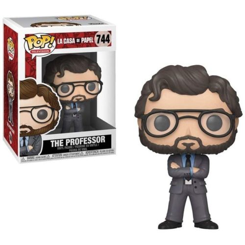 Funko Pop The Professor La casa de Papel 744