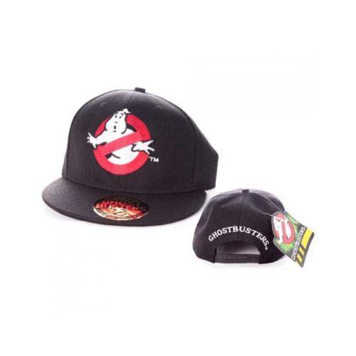 Cappello regolabile con visiera Ghostbusters
