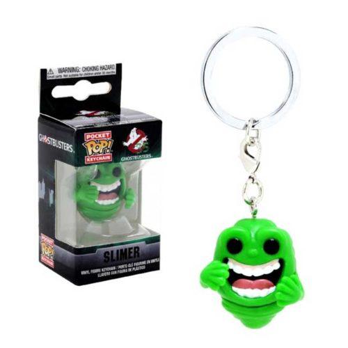 Funko Pocket Keychain Slimer Ghostbusters